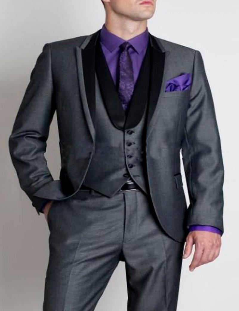 Online Get Cheap 3 Piece Gray Suit -Aliexpress.com | Alibaba Group