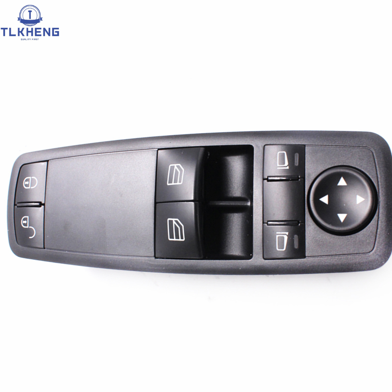 1698206410 For Mercedes-Benz W169 W245 A160 A180 B200 New Power Window Switch Master Window Control Switch 169 820 64 10 power window lifter switch for mercedes benz actros mpii 9438200097
