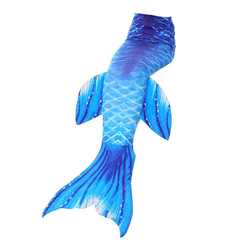 Kids Adult Girls Mermaid Swimming Tail Swimsuit Summer Swim Dress Cosplay Mermaid Tails No Monofin Swimwear For Woman Girls in Children 39 s One Piece Suits from Sports amp Entertainment