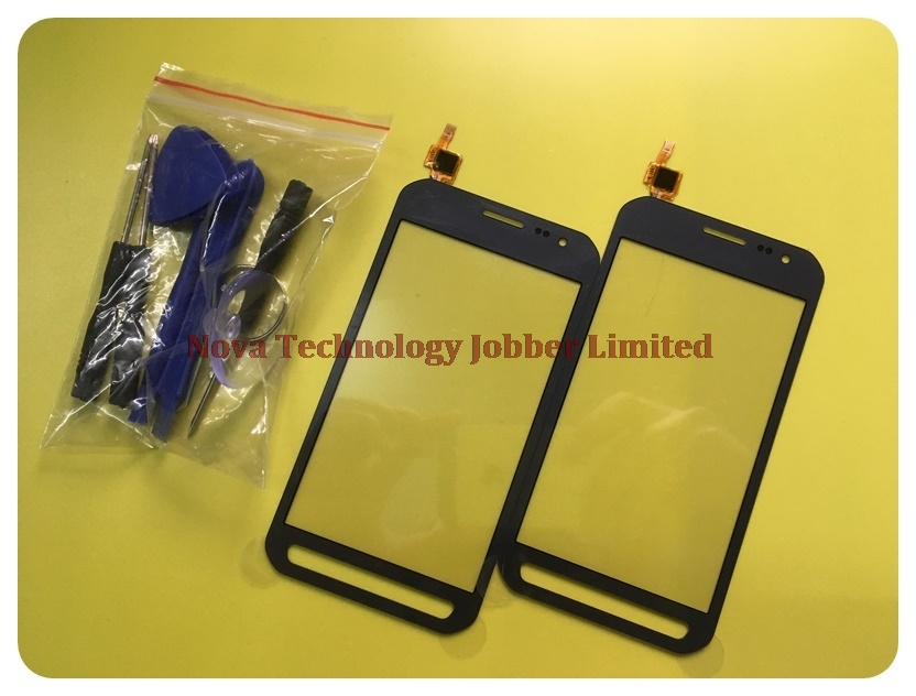 G388F Sensor Replacement Parts For Samsung Xcover 3 G388 Outer Touch Screen Digitizer Panel ; With Tracking Number