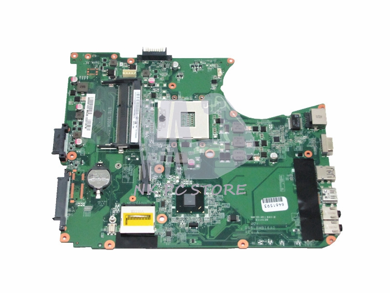 A000081420 Main Board For Toshiba Satellite L750 L755 Laptop Motherboard HM65 DDR3 DABLBMB16A0