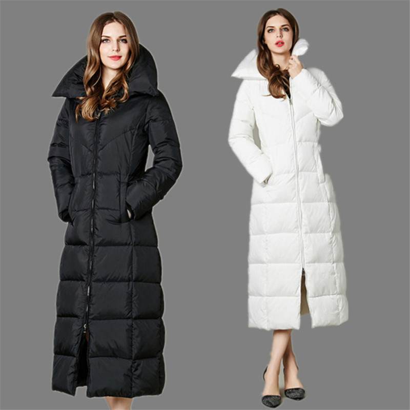 Online Shop manteaux femme hiver 2015 goose down coats women star ...