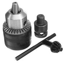 13 мм Сверлильный Патрон сверлильный адаптер 1/2 дюйма измененный ударный ключ в электрическая дрель