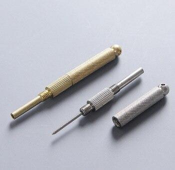 Японский икебана кензан Pin Инструмент для выпрямления выпрямителя из нержавеющей стали