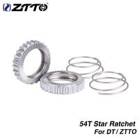 ZTTO Service Kit of bike hub star ratchet SL 54 teeth for DT 54 T Swiss 36T 18T ZTTO mountain bike hub parts of bike