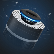 2018 New Mosquito Killer Lamp Electronic Coils Mute USB White B Safty Repellent Insecticidal Anti Insect Bug Dispeller