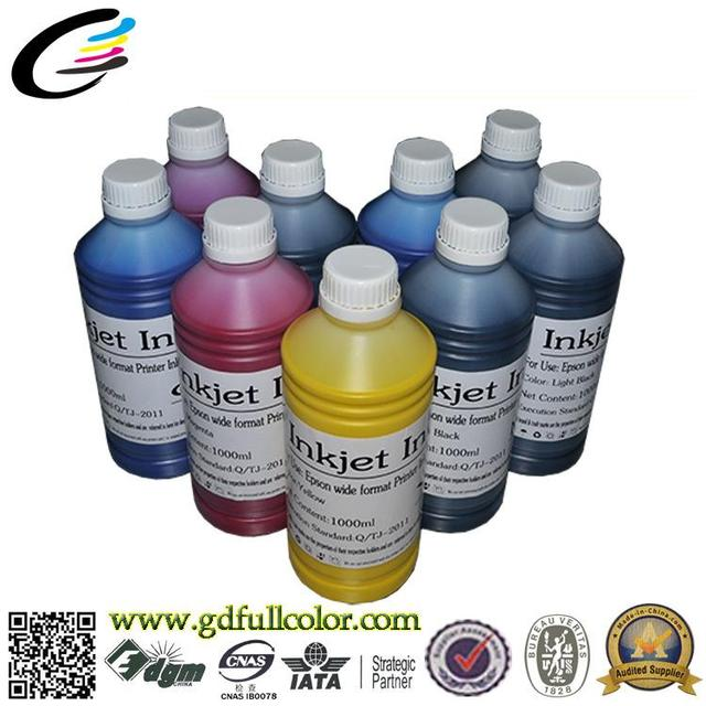 US $185 98 |High Color Density Heat Transfer Ink for Epson Stylus Pro 4880  7880 9880 Sublimation Ink Manufacture-in Ink Refill Kits from Computer &