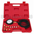 AUTOMATIC PRESSURE WAVE BOX METER Engine Oil Pressure Tester Set