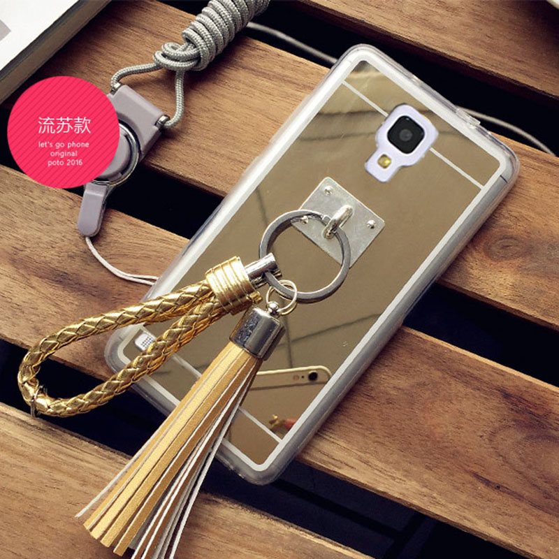 best sneakers 49815 aed62 original luxury plating Mirror clear Soft TPU Case For Xiaomi Redmi ...