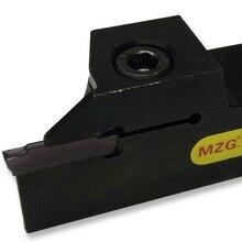 MZG promocyjna cena MGEHR2020 2 szerokość Groove tokarka cnc obróbka narzędzi skrawających frez przecinanie i frezowanie twarzy narzędzia