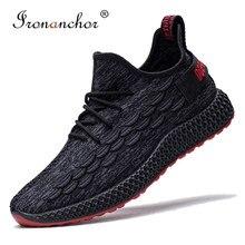 120e401b6 2019 homens verão sapatos casuais Leves Malha Respirável Moda Confortável  men sneakers # FFFZYL-1