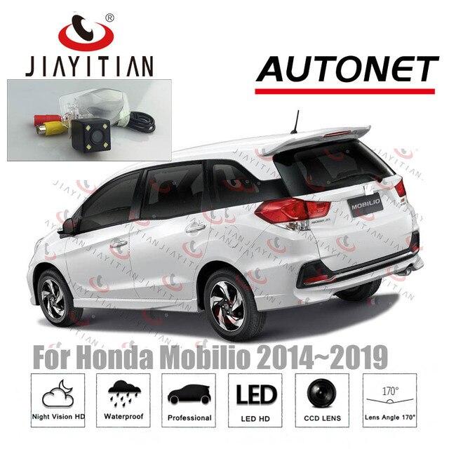 Jiayitian Rear View Camera For Honda Mobilio E Rs Mk2 Dd4 2014 2018
