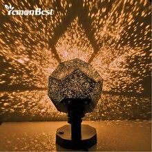 Lemonbest небесная звезда Астро проекция неба Космос ночники проектор ночника Звездное романтическое украшение для спальни гаджет