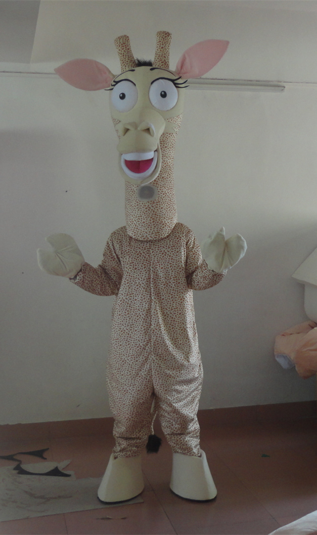 giraffe mascot costumes popular deer costumes 2015 new mascot