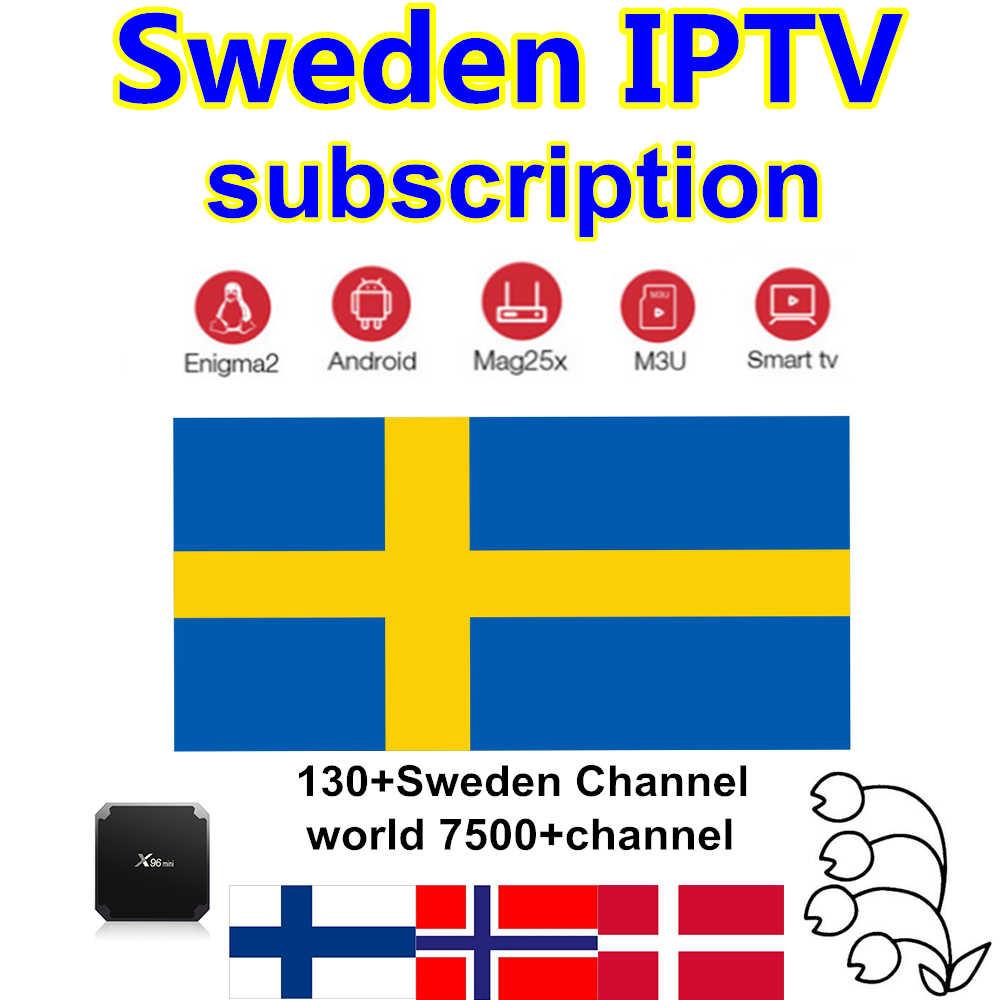 Best GOTiT IPTV Subscription for Sweden Norway Finland