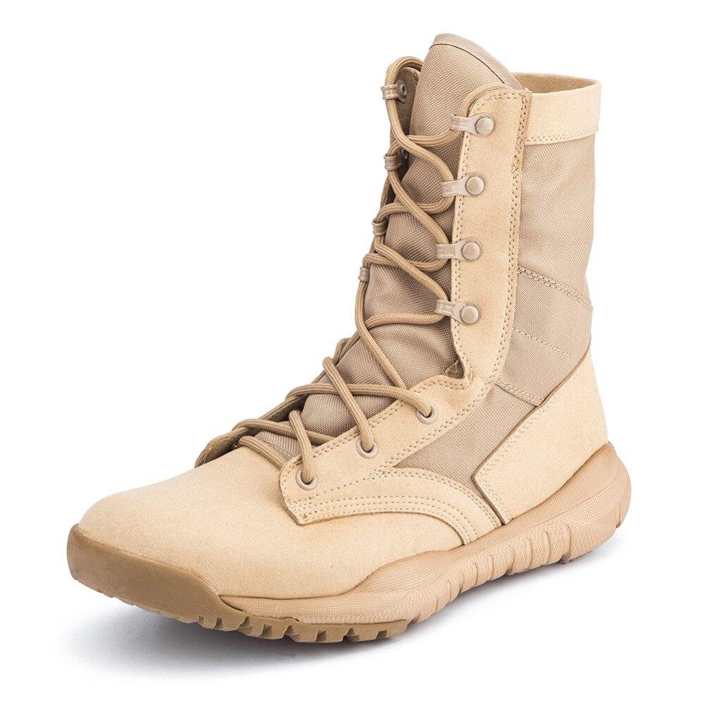 Stiefel & Stiefeletten Schuhe & Handtaschen Wüste Armee