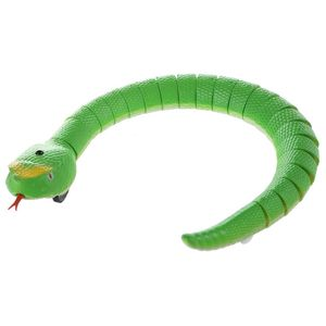 Image 3 - Juguete de serpiente RC, serpiente de Control remoto recargable con juguetes de Control de Radio de huevo interesantes para niños