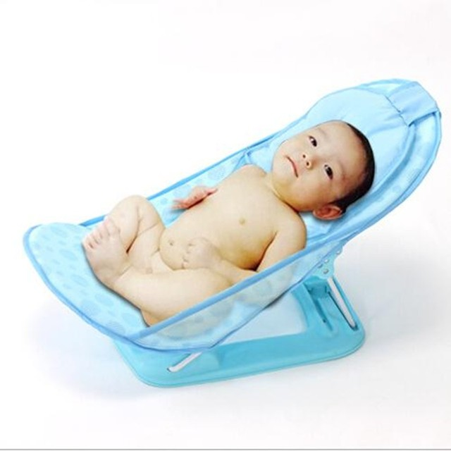 Brand New Arrival Baby Folding Bath Chair With a Bath Pillow ...