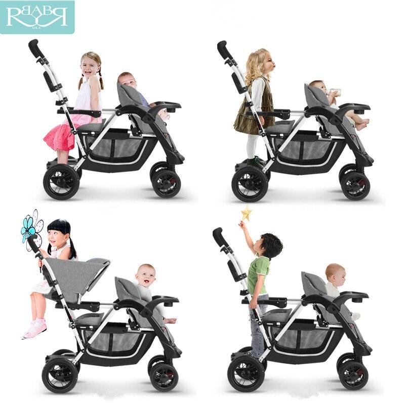 Portable Mutiple Baby Stroller 3 in 1