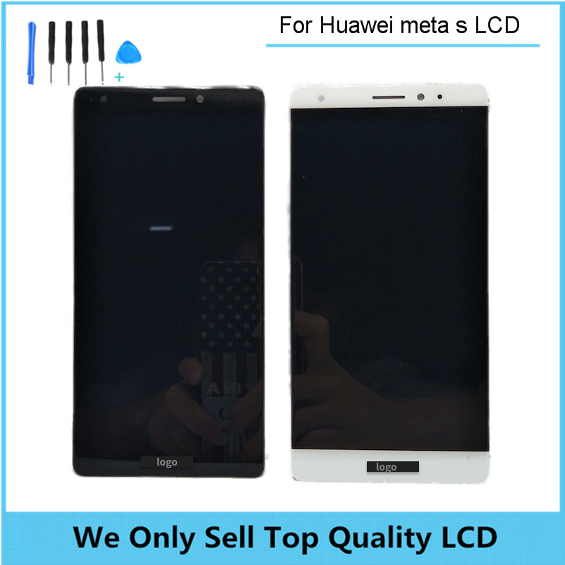 New LCD For Huawei Mate S Lcd Display With Touch Screen Digitizer Assembly Replacement  Free Shipping 10pcs/lot