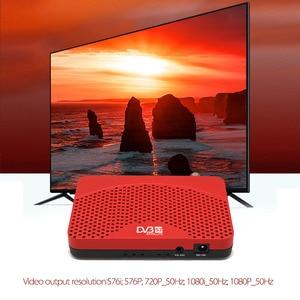 Image 2 - Vmade América del Sur DVB S2 receptor de satélite Digital H.264 caja de TV HD DVB S2 MINI sintonizador de TV apoya Youtube IPTV CCCAM receptores
