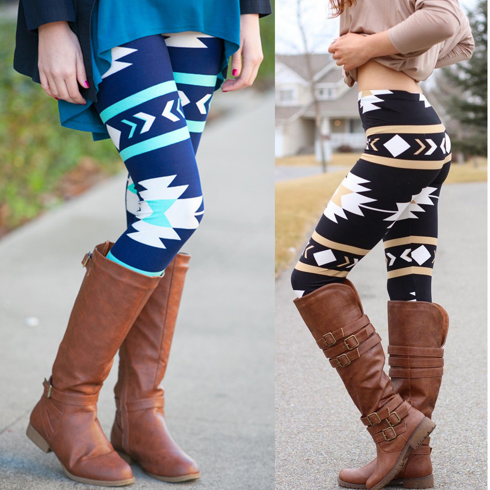 ᗐLeggings Women Leggings elásticos Leggings Push Up Pantalones ...