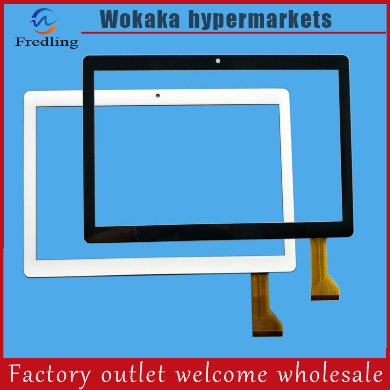 New (For:XLD1021-V0) Tablet PC Capacitive Touch Screen Panel Digitizer Sensor Replacement Parts Free Shipping new 10 1 tablet pc for 7214h70262 b0 authentic touch screen handwriting screen multi point capacitive screen external screen