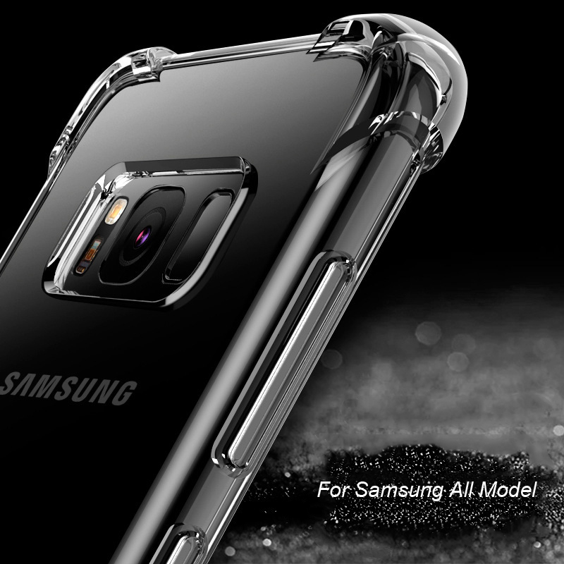Shockproof Armor Case For Samsung Galaxy S6 S7 Edge S8 Plus A3 A5 A7 J3 J5 J7 2016 2017 Eurasian Version J2 Prime Back Cover image