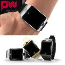 PINWEI Bluetooth Smart Watch Smartwatch Спортивные Часы Наручные Поддержка NFC Sim-карты Камеры Для Samsung Android Телефон PK GT08 T55