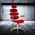 Moda de Nova Simples Criativo Moderno Cadeira Do Escritório de Lazer Das Famílias de Elevação Cadeira Giratória Cadeira Do Computador Ergonômico Macio