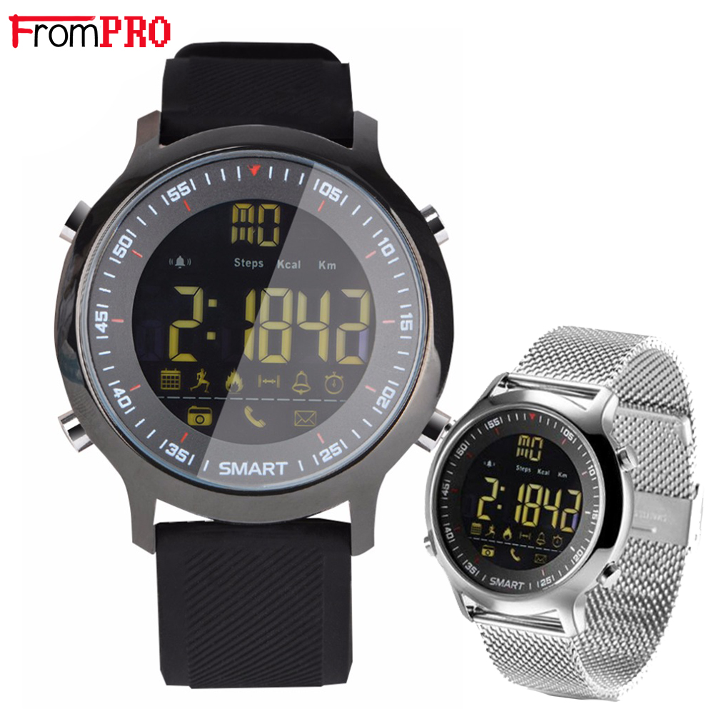 <font><b>EX18</b></font> <font><b>Smart</b></font> <font><b>Watch</b></font> Professional Diving Sports Smartwatch Bluetooth Phone Message Push Wristwatch 5ATM IP67 Waterproof SmartWatches image
