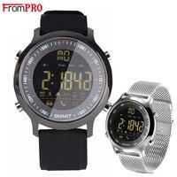 EX18 Sports Smart Watch Bluetooth Smartwatch Call Information Timing Pedometer Remote Camera Wristband Bracelet For Smartphone
