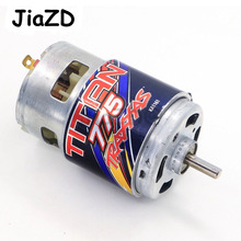 Traxxas 5675 Titan 775 Motor 10 Turn 10T 16.8 Volts For Summit 1/10 Scale 4WD Electric Extreme Terrain Monster Truck Spare Parts