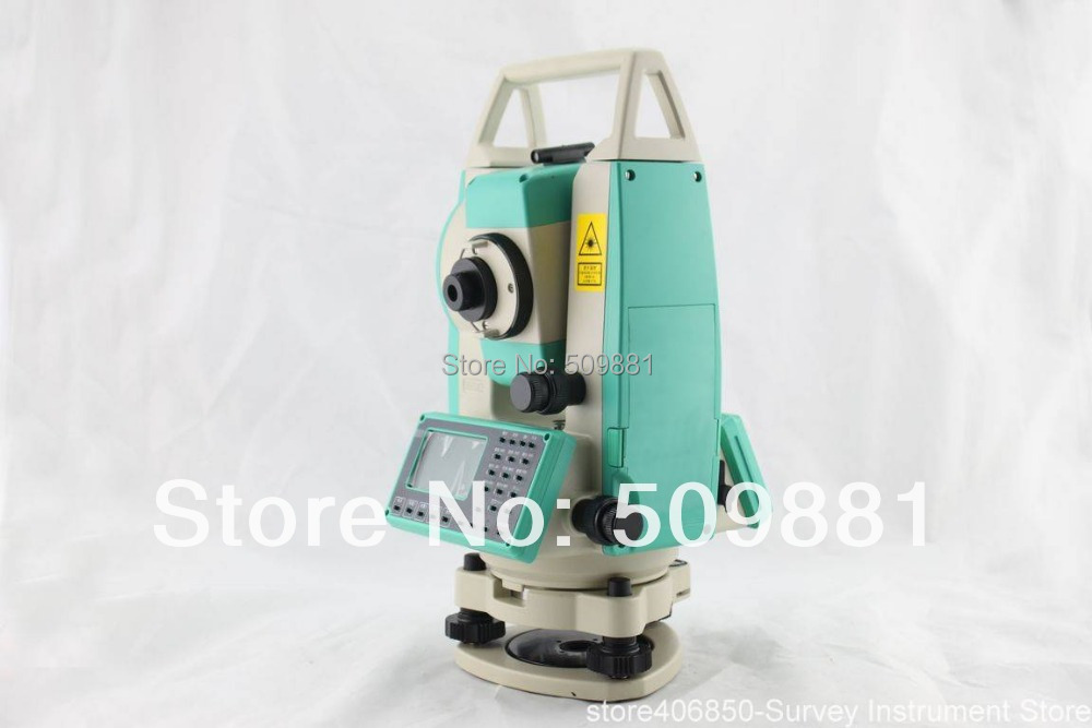RTS 822L RUIDE total station popularity convenient stable with SD card guide data