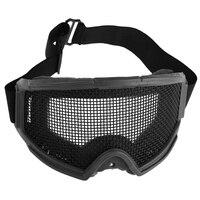 Взрослые страйкбол тактические защитные металлические сетчатые очки уличный Спорт Охота Защитные очки для работы одежда lentes de seguridad