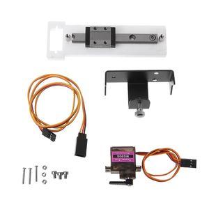 Image 2 - Trekken Module Kit Set Voor Eleksmaker Elekslaser Graveermachine Componenten Tekening Handschrift Simulatie Aanpassing 120x32mm
