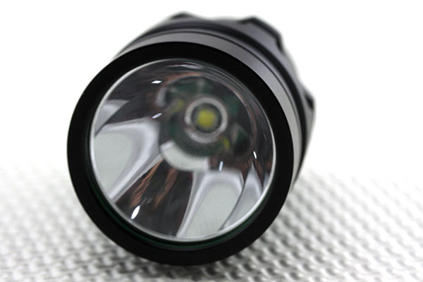 Anjoet Free Shipping XM-L2 LED Lanterna 2000 Lumens Diving Flashlight Torch Waterproof Underwater Light (by 1* 18650 battery)