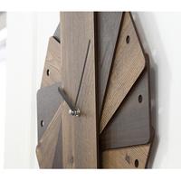 Creative European Wooden Wall   Clock   Simple Design Wandklok Retro Vintage   Clocks   Decorative Timer Wood Watch Home Decor 14