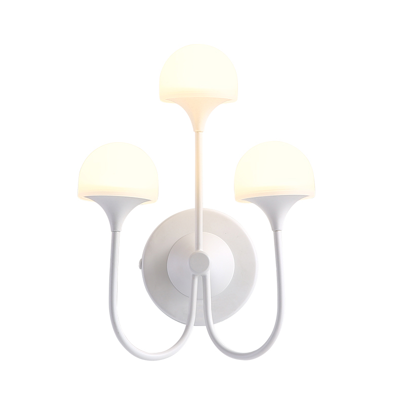 Modern nordic creative personality living room porch aisle bedroom bedside led lighting wall lamp lamparas de techo Lampe murale in LED Indoor Wall Lamps from Lights Lighting
