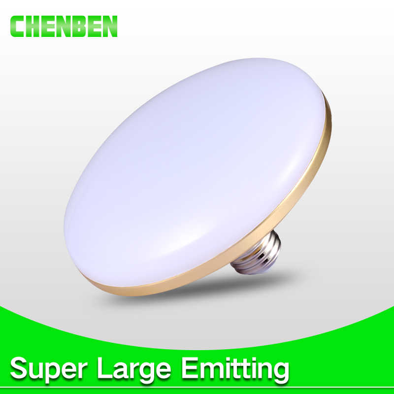 E27 Led Bulb Bomlillas LED Lamp 220V 15W 20W 50W UFO Ampoule Leds Cold White Light Spotlight For Home Indoor Kitchen Lighting
