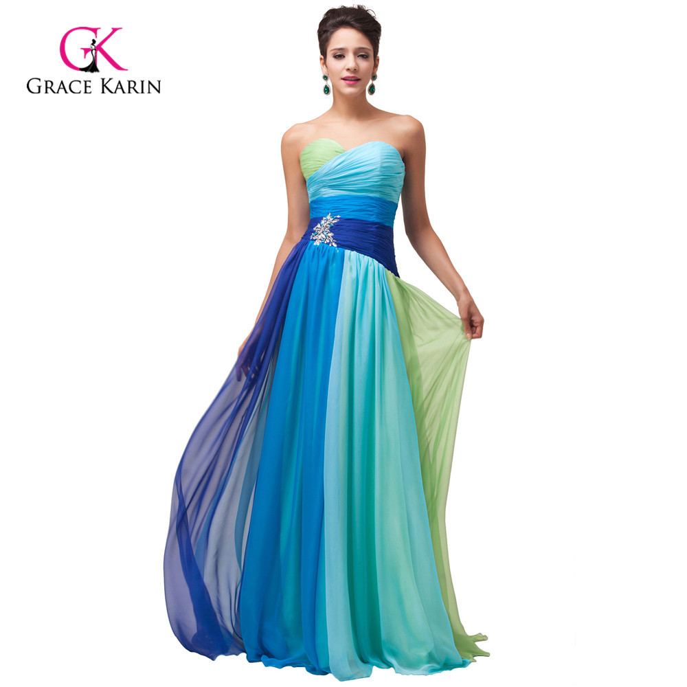 Awesome Rainbow Bridal Gowns Vignette - Wedding Dress - googeb.com