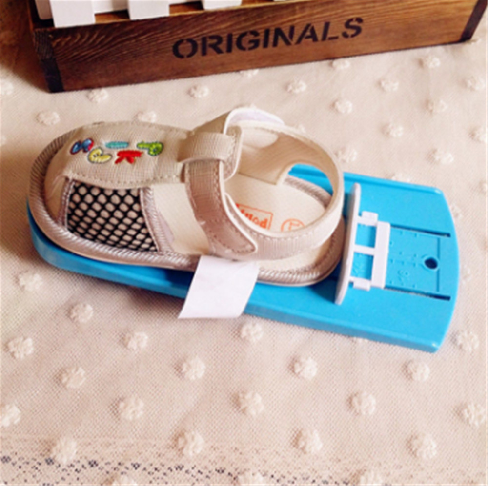 2018 Taoqueen  New Footful Foot Measuring Device Shoes Gauge Ruler for Baby Measure Foot Baby Growth Souvenirs