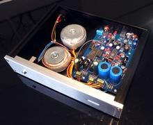 Decodificador TDA1547, actualización TDA1541