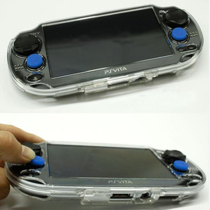 Image 3 - 6 w 1 silikonowa nakładka na gałkę Joystick analogowy pokrowiec ochronny do Sony PlayStation Psvita PS Vita PSV 1000/2000 Slim
