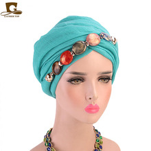 New Summer Autumn Scarf DIY Fashion stone Jewelry Pendant Necklace Scarves Women Accessories