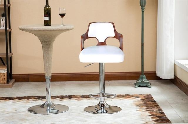 European Spanish Fashionable chairs Hair Salon Stool Computer lift ...
