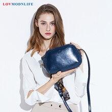 Small Shoulder Crossbody Bags For Women 2019 Summer Fashion Female Designer Messenger Bags Genuine Leather Famous Luxury Brand
