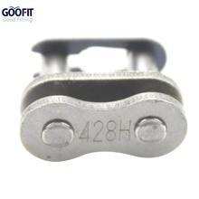 GOOFIT 428H Chain Master Link for ATV Dirt Bike Go Kart G043-032