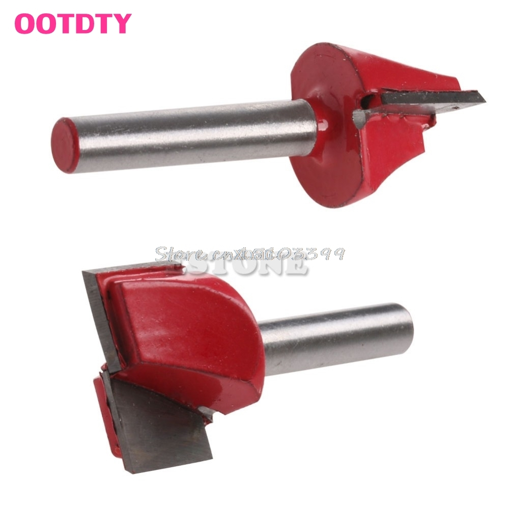 New 22mm CNC V Groove Bottom Cleaning Clean Wood Milling Router Cutter Drill Bit   M12 dropship cnc router wood milling machine cnc 3040z vfd800w 3axis usb for wood working with ball screw