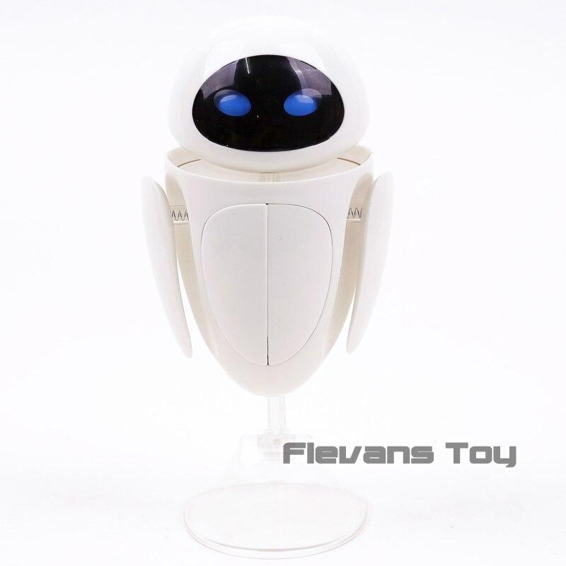 WALL E EVE PVC figurine à collectionner modèle jouet cadeau d'anniversaire de noël pour enfants enfants (visage peut changé) - 2